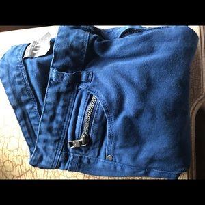 💕Armani Exchange A/X Blue Skinny Jeans 💕
